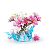 Still life with flowers Royalty Free Stock Photos