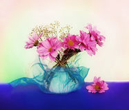 Still life with flowers Royalty Free Stock Photo