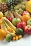 Still life of fresh fruit Stock Photo