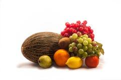 Still life of fruit. Still life of various fruits royalty free stock image