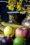 Still life of fruit Royalty Free Stock Images