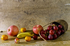 Still life with fruit Stock Photo