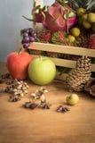 Still life Fruit Stock Image