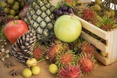 Still life Fruit Royalty Free Stock Photos