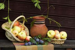 Still life with fruit. Royalty Free Stock Image