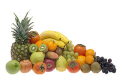 Still-life of fruit exotic Stock Photography