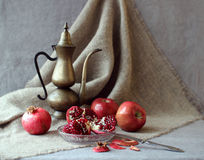 Still life with fruit Royalty Free Stock Photo