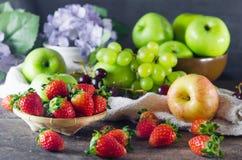 Still life of fruit Stock Image