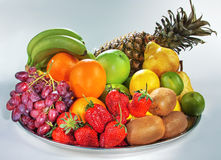 Still life with fruits Stock Image