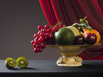 Still life of fruits Royalty Free Stock Photo