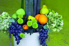 Still life with fruits Stock Photos