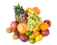 Still-life with fruits Royalty Free Stock Photos