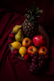 Still life with fruits Royalty Free Stock Image