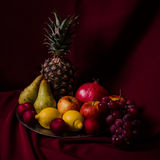 Still life with fruits Royalty Free Stock Images
