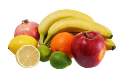Still life of fruits. Royalty Free Stock Image