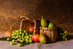 Still life with Fruits. Stock Image