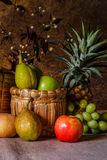 Still life with Fruits. Stock Photography