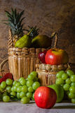 Still life with Fruits. Royalty Free Stock Photography