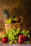 Still life with Fruits. Royalty Free Stock Photos
