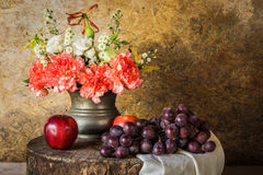 Still life with Fruits. Royalty Free Stock Images