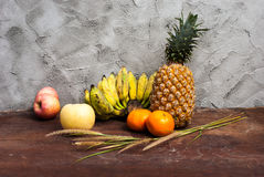 Still life with Fruits Royalty Free Stock Photo