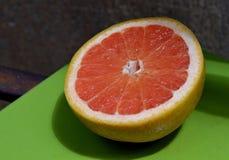 Still life with grapefruit Stock Photo