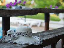 Still life with hat Royalty Free Stock Photography