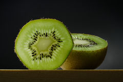 Still life with kiwi fruit Stock Images