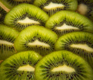 Still life with kiwi Stock Images