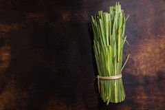 Still life with lemon grass Royalty Free Stock Images