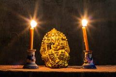 Still Life - Lord Ganesh Royalty Free Stock Images
