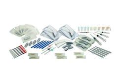 Still Life of medical instruments. Royalty Free Stock Image