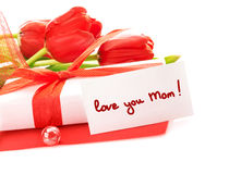 Still life for mothers day royalty free stock image
