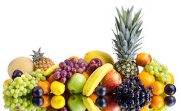 Still life multifruit Royalty Free Stock Photo