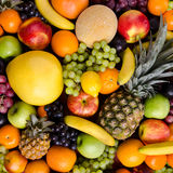 Still life multifruit background Royalty Free Stock Images