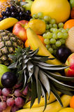 Still life multifruit background Royalty Free Stock Photo