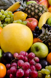 Still life multifruit background Stock Photos