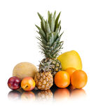Still life multifruit Royalty Free Stock Image