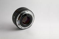 Lens backview Stock Photo
