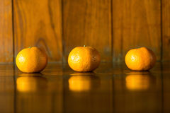 Still life with orange Royalty Free Stock Photo