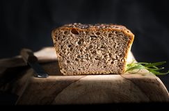 Tasty fresh baked bread Royalty Free Stock Photography