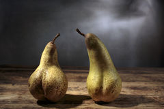 Still-Life with Pears Stock Photography