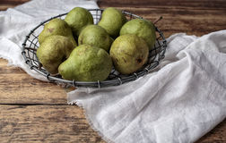 Still-Life with Pears Royalty Free Stock Photography