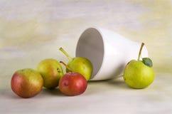 Still life pears Royalty Free Stock Photo