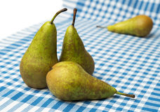Still Life with Pears Royalty Free Stock Image