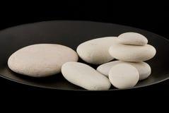 Still life with pebbles Stock Photo