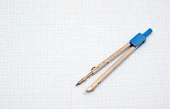 Drawing tools background Royalty Free Stock Photos