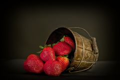 Still Life Photography, Fruit, Strawberry, Strawberries