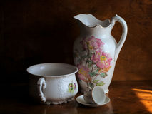 Still life with porcelain Royalty Free Stock Photography