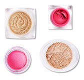 Still life of a powder and blush Stock Photography